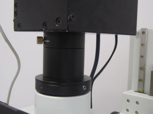 ハイパースペクトルカメラ + 顕微鏡