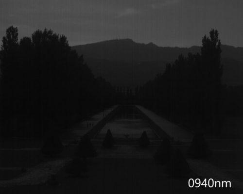 ハイパースペクトルイメージ:940nm